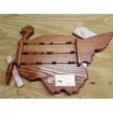 Turkey Shaped Spur Display Board